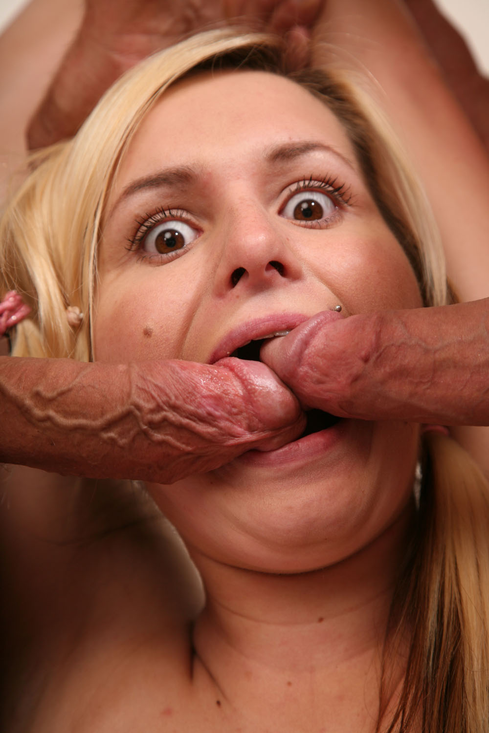 The best multiple dicks in the mouth