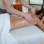 Massaging fellow shagging