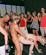 Shagging a monk at a party (3)
