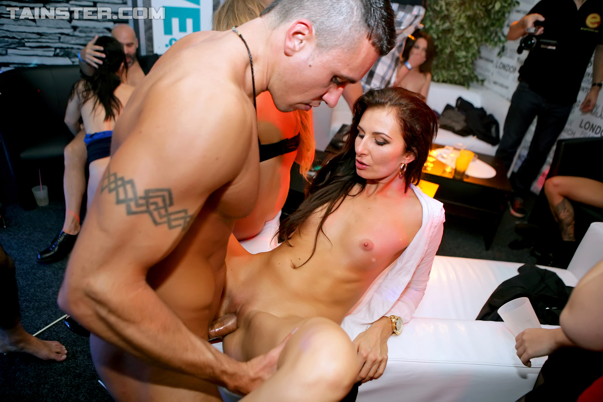 public sex party video