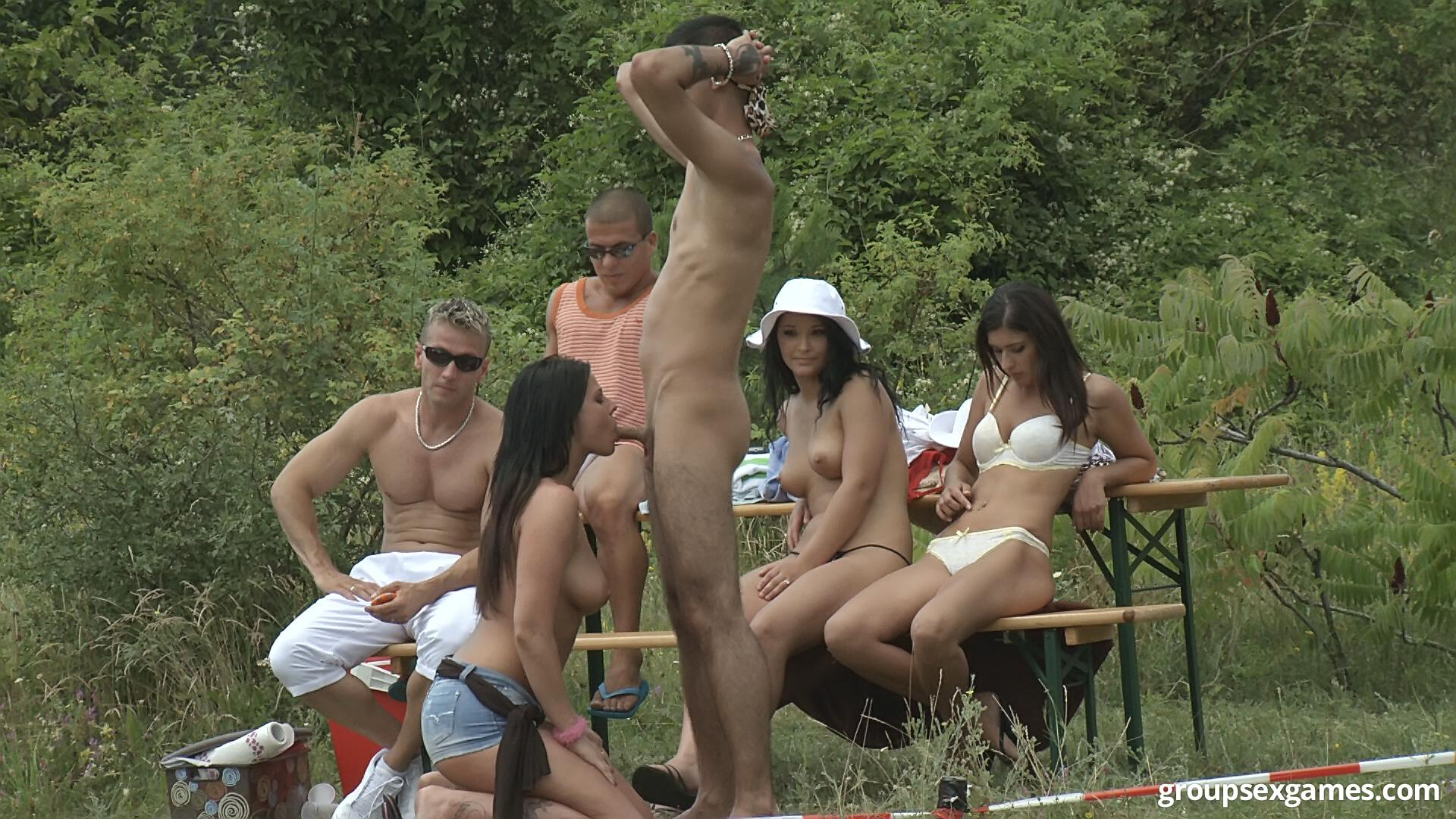 orgy 2 Outdoor