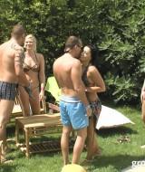 A wild sex party (1)